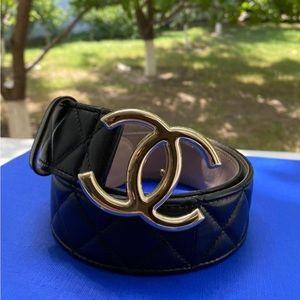 Chanel CC belt